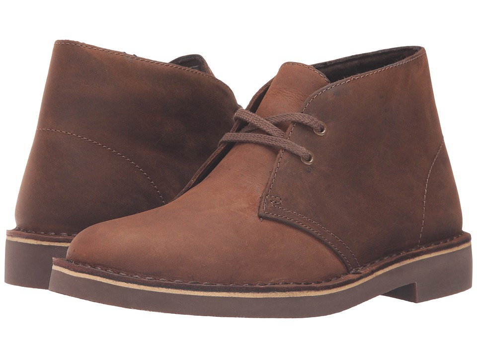 Clarks - Acre Bridge (Tan Leather) Women's Shoes