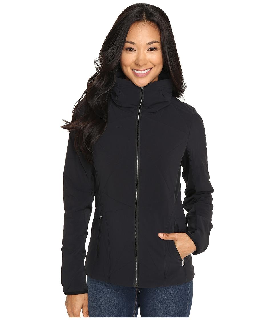Spyder - Nynja Insulator Jacket (Black/Silver) Women's Coat