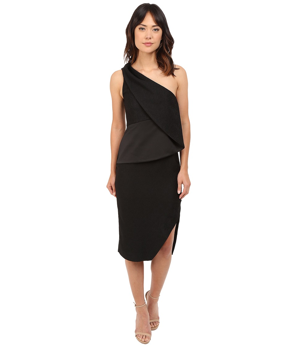 KEEPSAKE THE LABEL - Marvel Dress (Black) Women's Dress