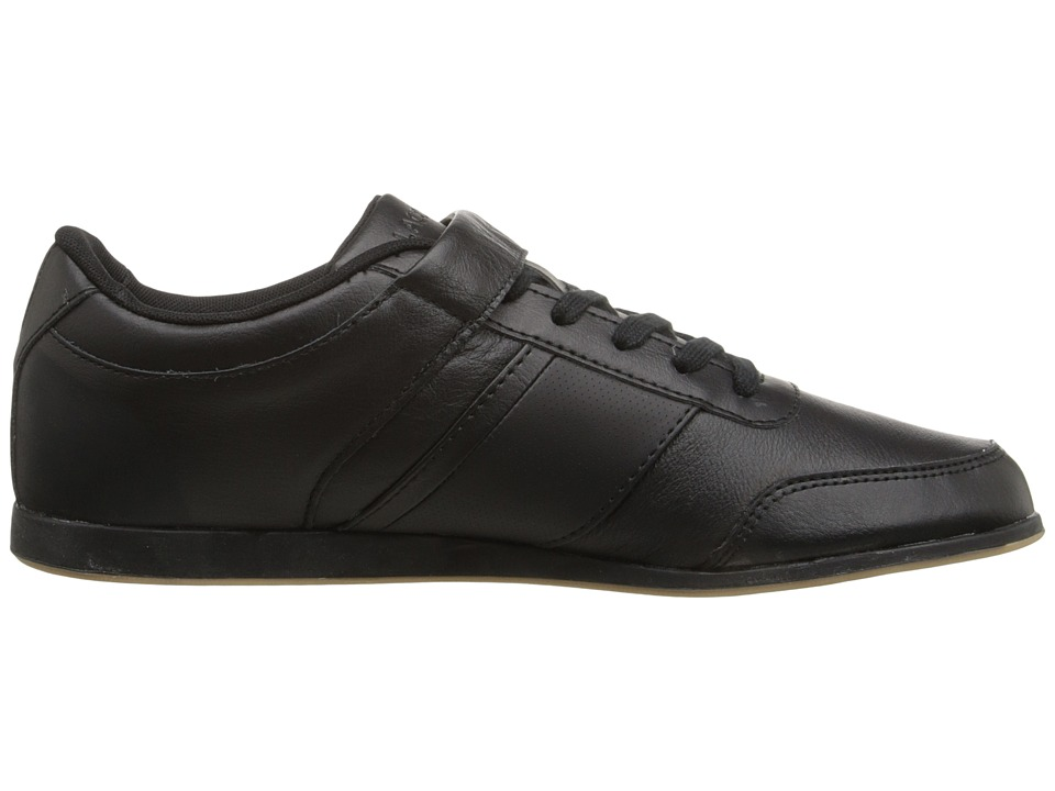 Lacoste - Embrun Rei (Black/Black) Men's Shoes