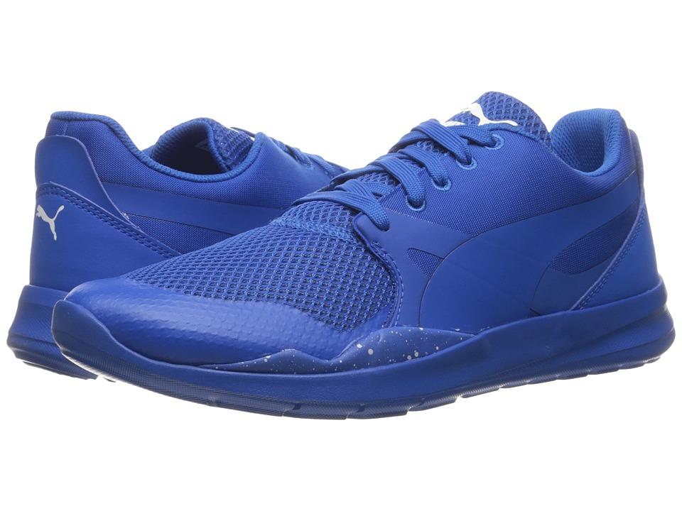 PUMA - Duplex Evo Graphic (Puma Royal) Men's Running Shoes