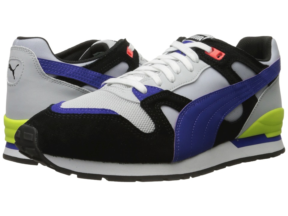 PUMA Duplex (Glacier Gray/Puma Black/Royal Blue) Men