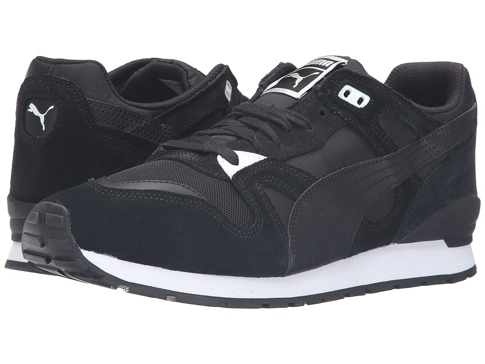 PUMA - Duplex Classic (Puma Black/Puma Black/Puma Black) Men's Running Shoes
