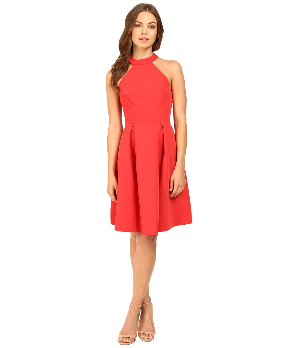 KEEPSAKE THE LABEL - City Heat Dress (Red) Women's Dress