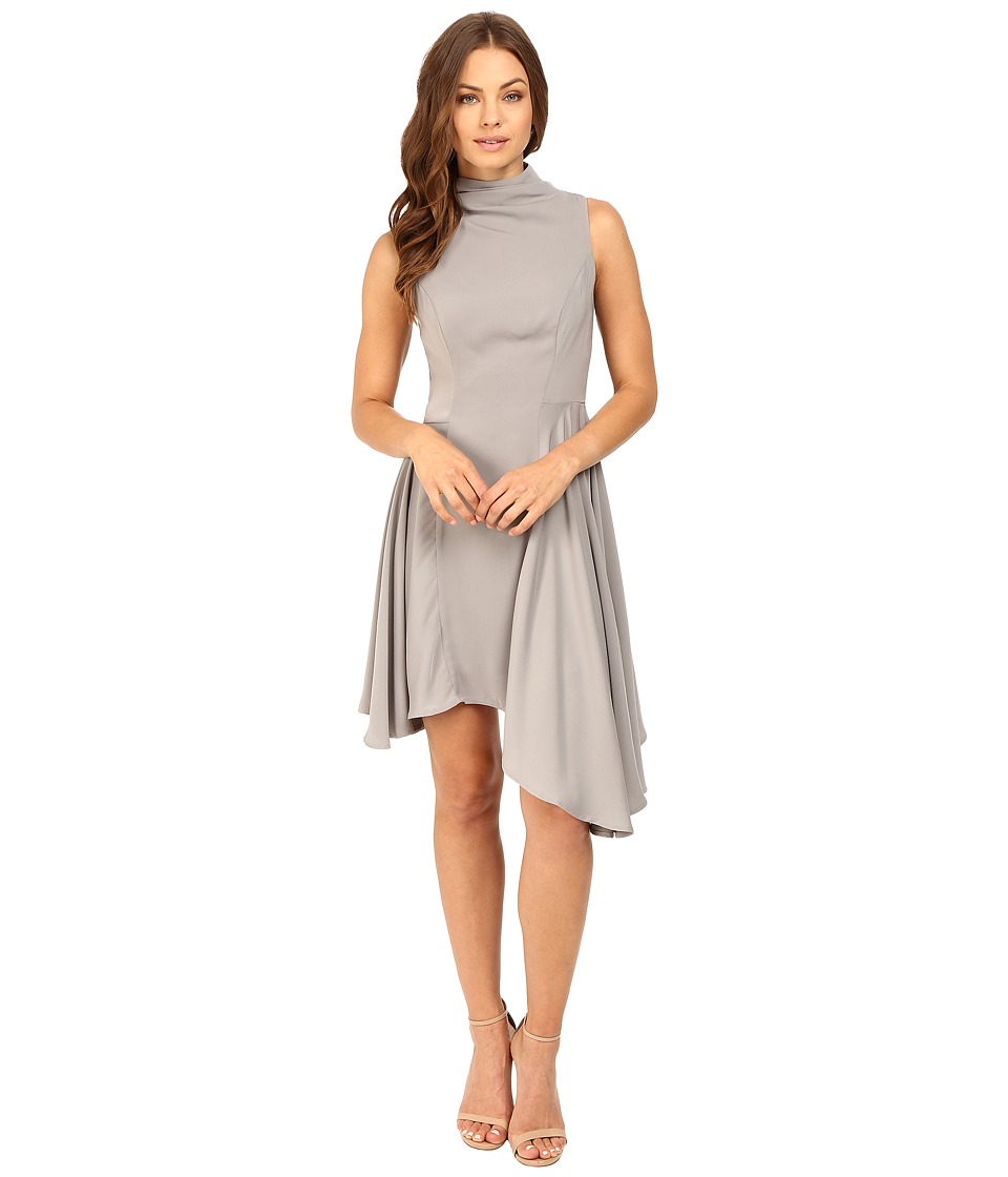KEEPSAKE THE LABEL - Break Even Mini Dress (Mid Grey) Women's Dress