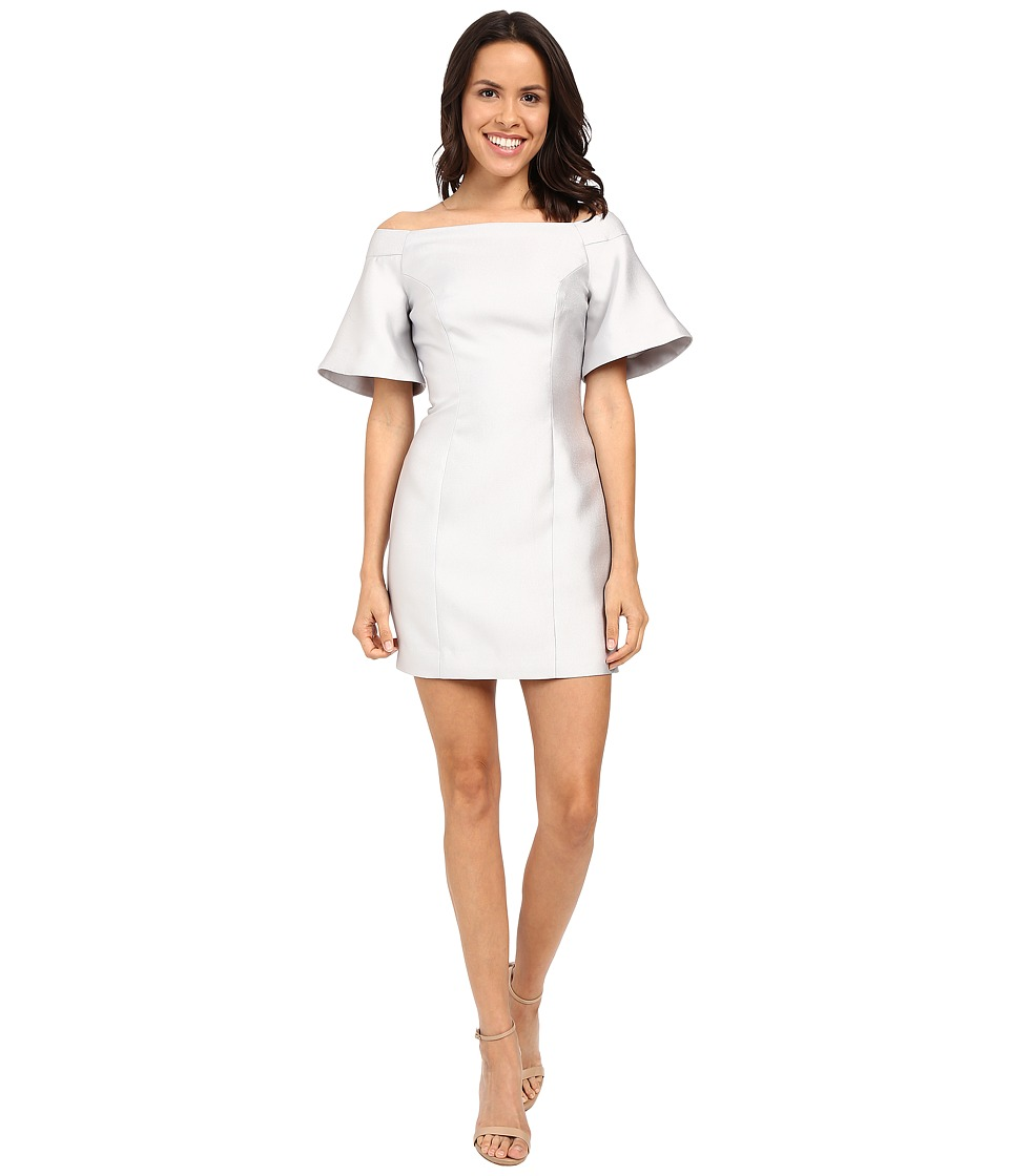 KEEPSAKE THE LABEL - Stand Still Dress (Pale Grey) Women's Dress