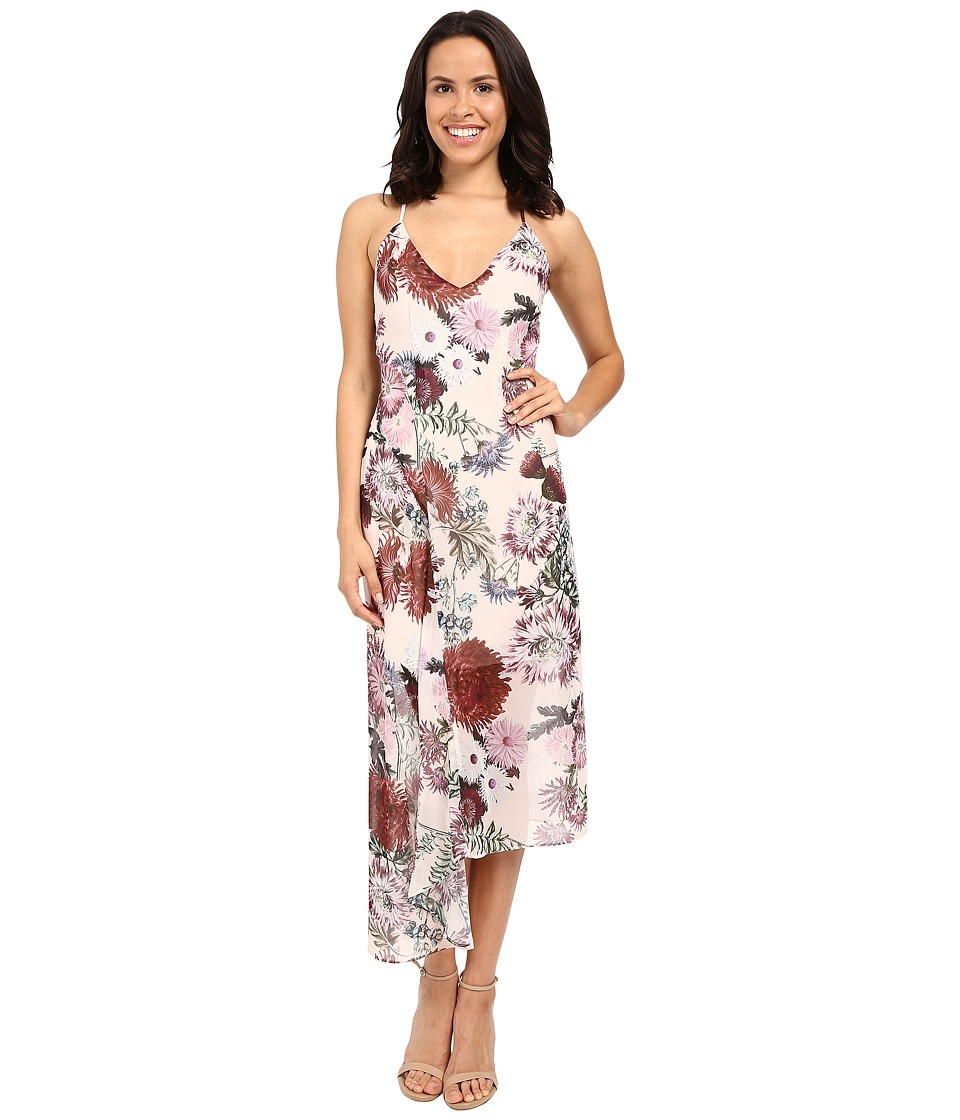KEEPSAKE THE LABEL - One Life Dress (Light Floral Print) Women's Dress