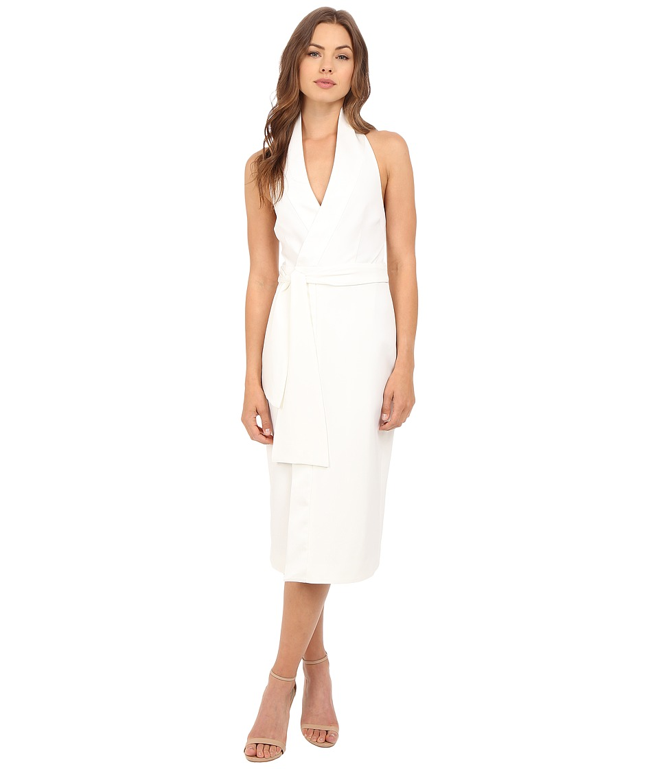 KEEPSAKE THE LABEL - White Shadows Dress (Ivory) Women's Dress