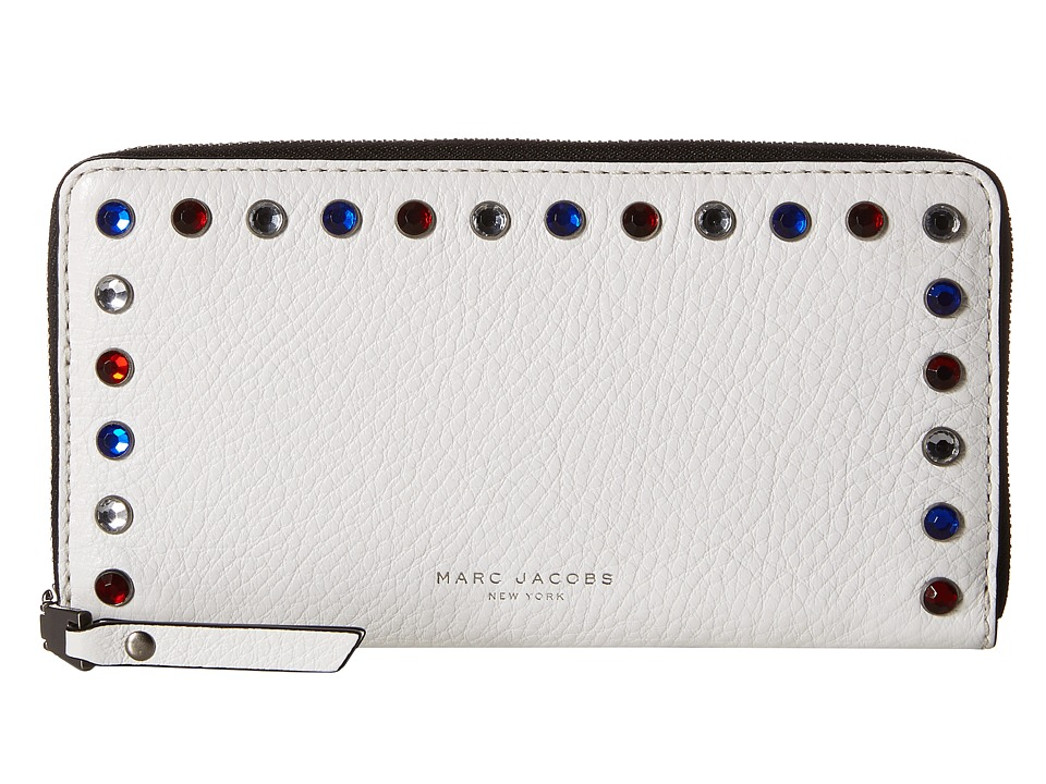 Marc Jacobs - PYT Continental Wallet (Star White) Continental Wallet