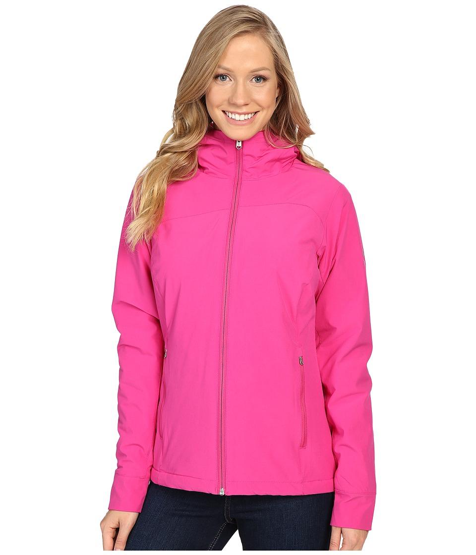 Spyder - Rayna Hoodie Fleece Jacket (Voila) Women's Coat
