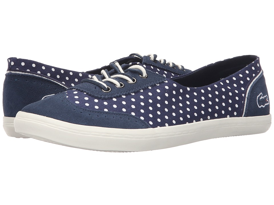 Lacoste - Zamir 3 AP (Navy) Women's Shoes