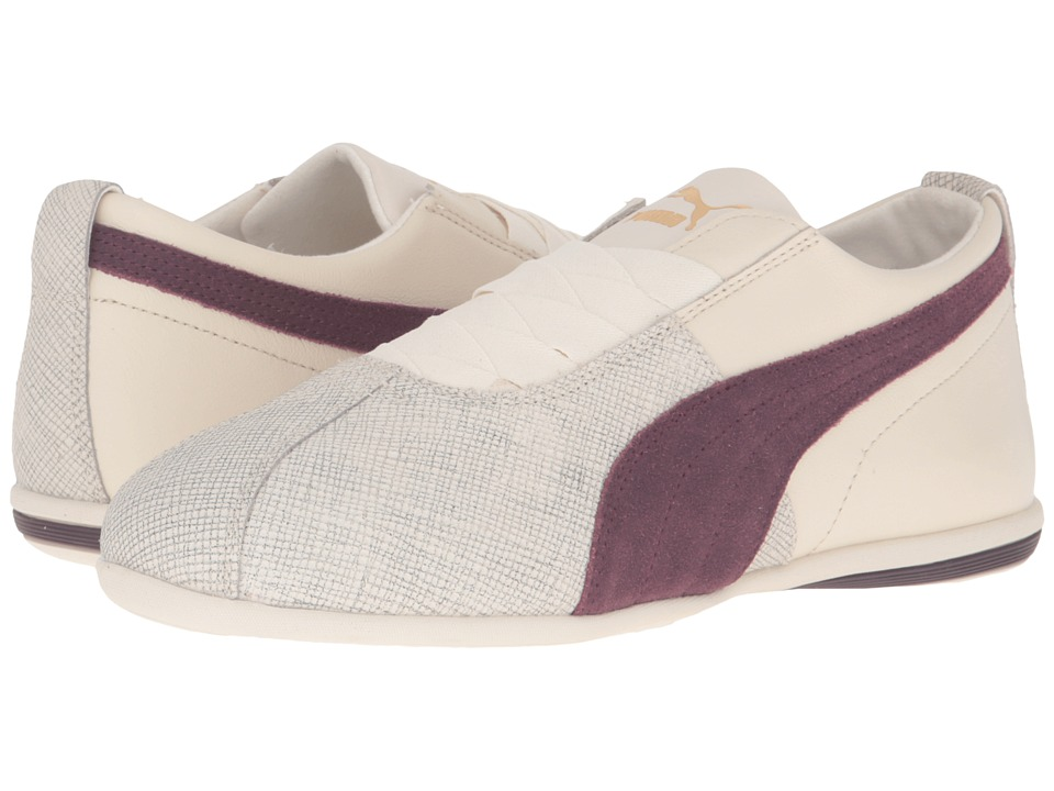 PUMA Eskiva Low Remaster (Birch/Winetasting) Women