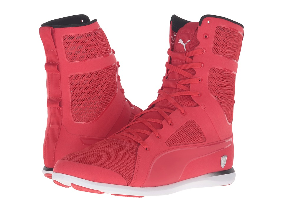 PUMA - High Boot SF (Rosso Corsa/Rosso Corsa) Women's Shoes