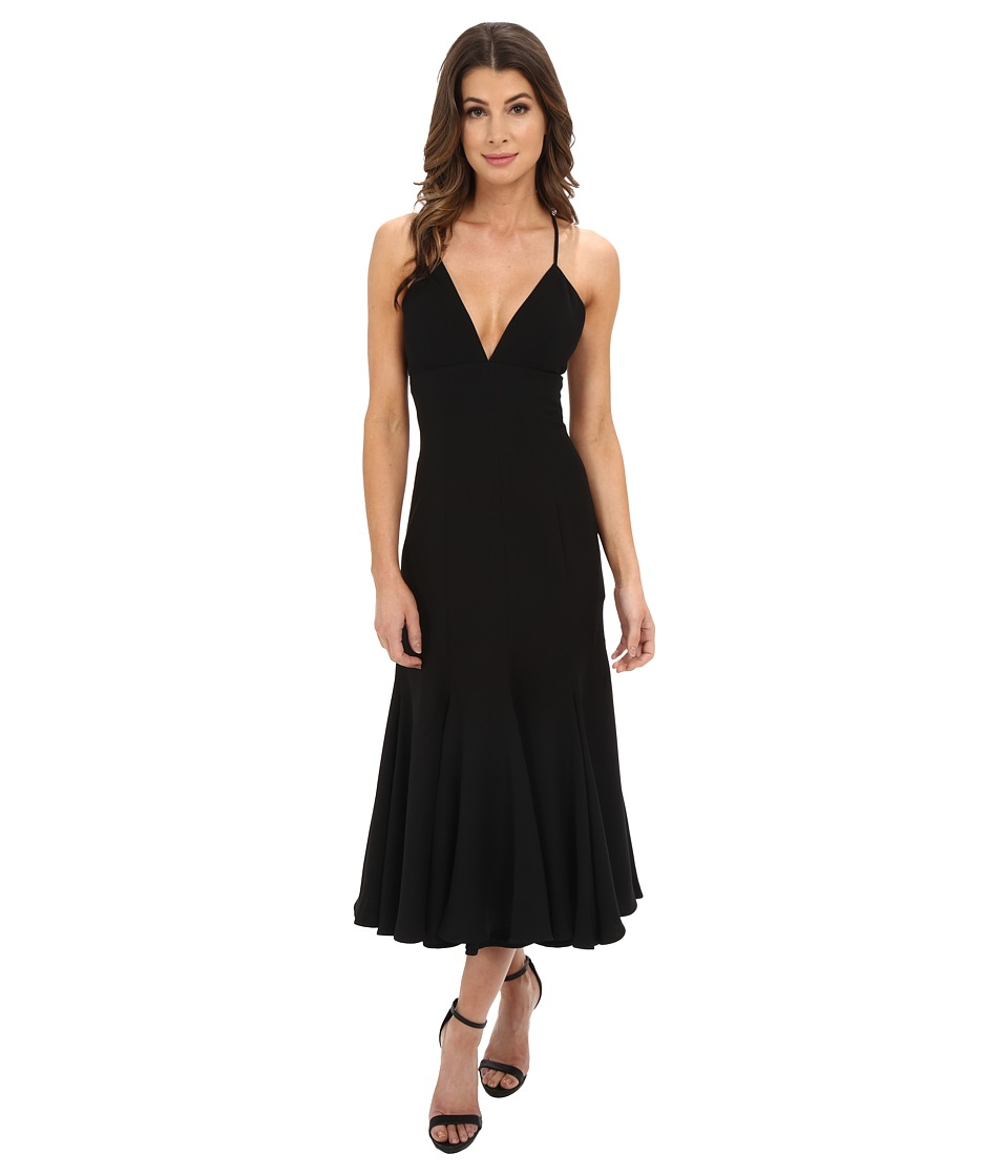 KEEPSAKE THE LABEL - Sun Up Dress (Black) Women's Dress