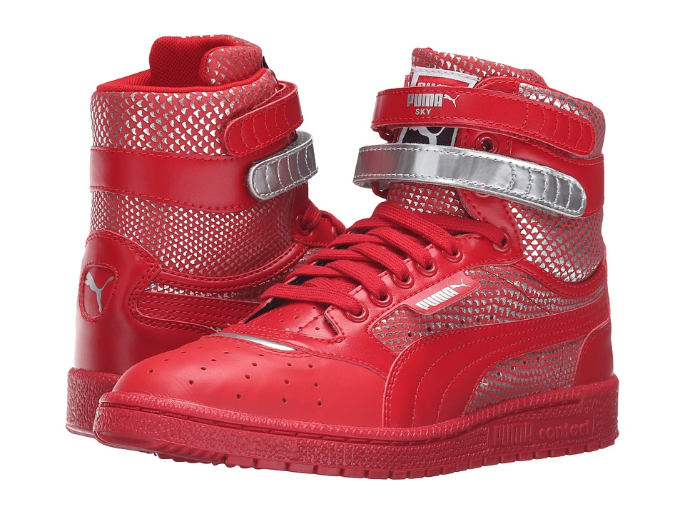 PUMA - Sky II High Future Minimal (Barbados Cherry) Women's Shoes