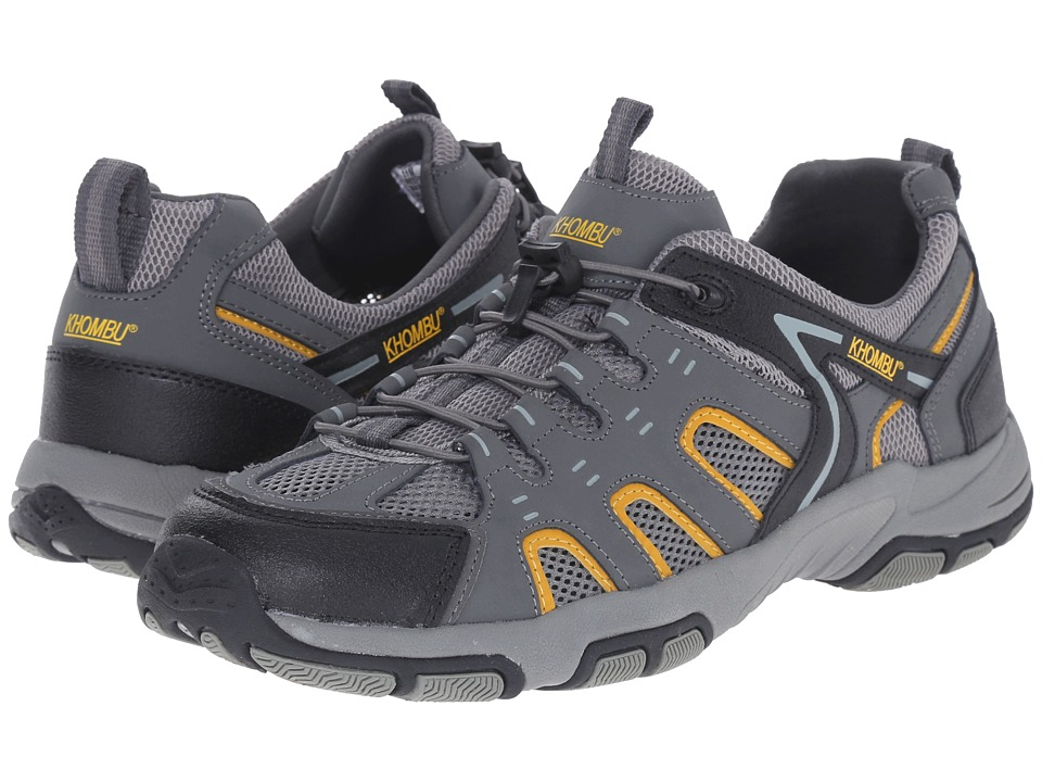 Khombu Fleet Blue Hiking Shoes