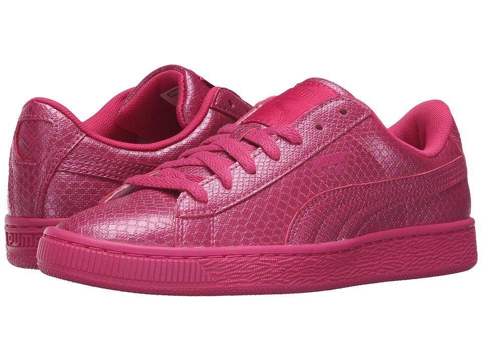 PUMA Basket Future Minimal (Fuchsia Purple) Women