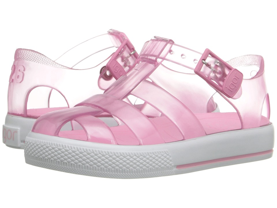 Igor - Tenis (Toddler/Little Kid) (Crystal Light Pink) Girl's Shoes