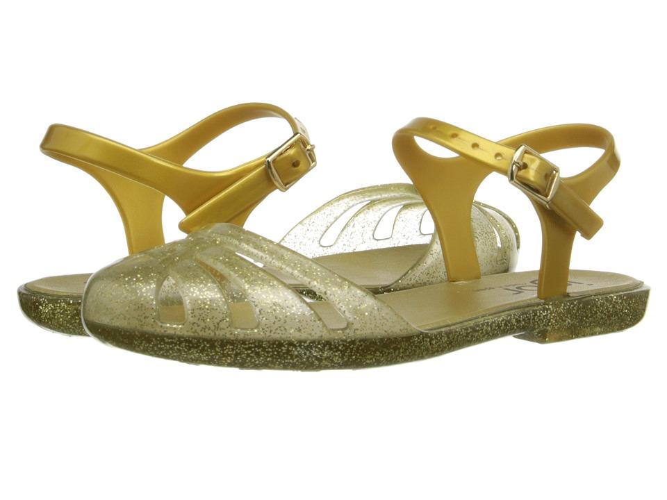 Igor - Mara Mini (Toddler/Little Kid/Big Kid) (Glitter Gold) Girl's Shoes