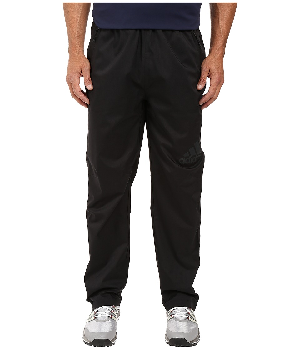 adidas Golf - CLIMAPROOF Stretch Pants (Black) Men's Casual Pants