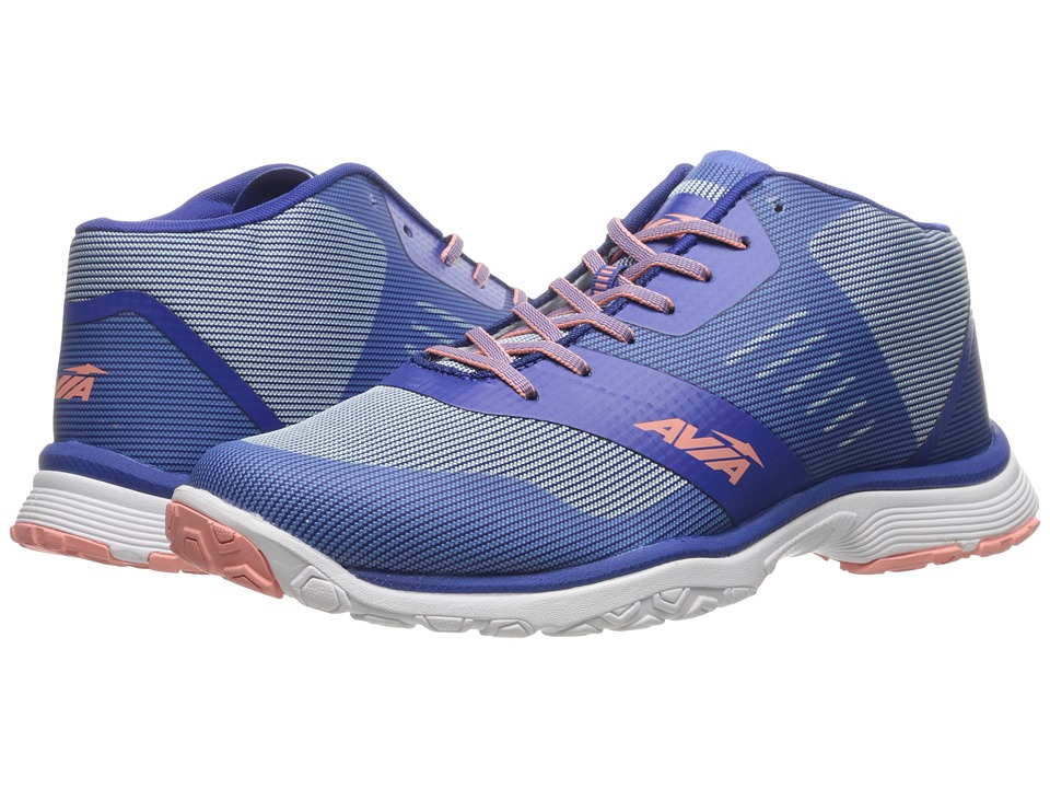 Avia - GFC Reina (Goddess Blue/Clearwater Blue/Soft Coral) Women's Shoes