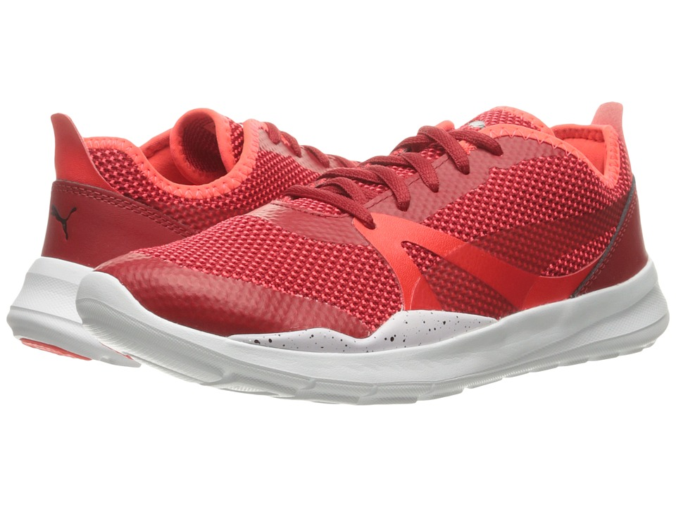 PUMA Duplex EVO Future Minimal (Red Blast/Barbados Cherry) Women