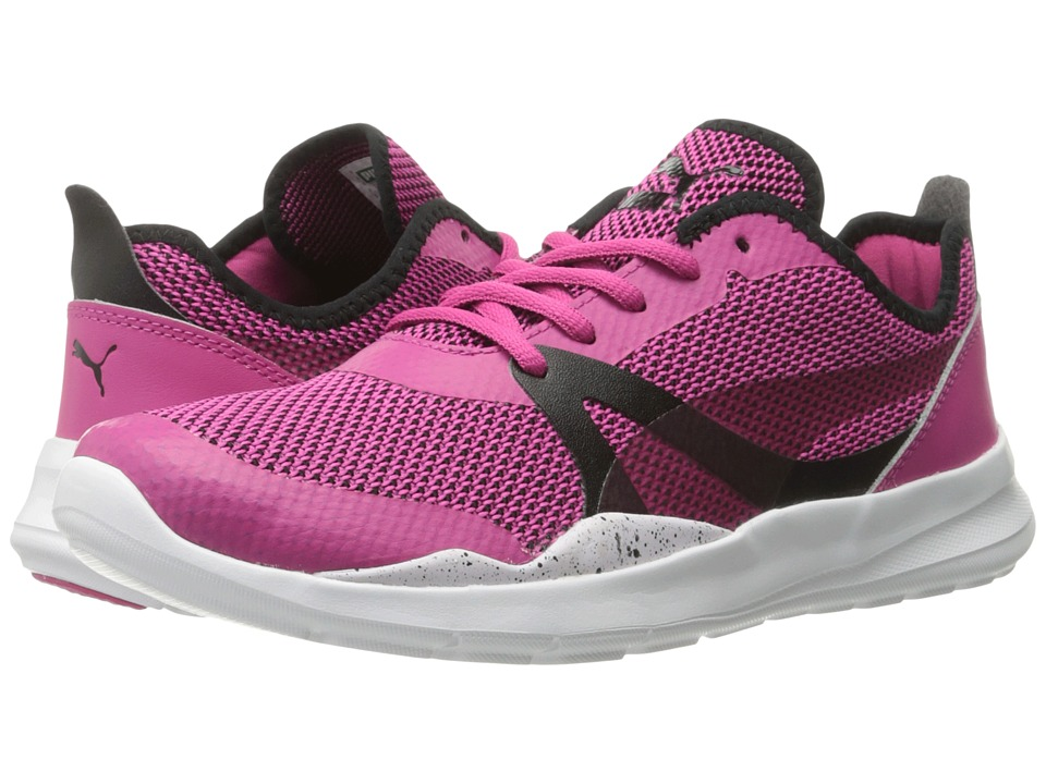 PUMA - Duplex EVO Future Minimal (Fuchsia Purple/Puma Black) Women's Running Shoes