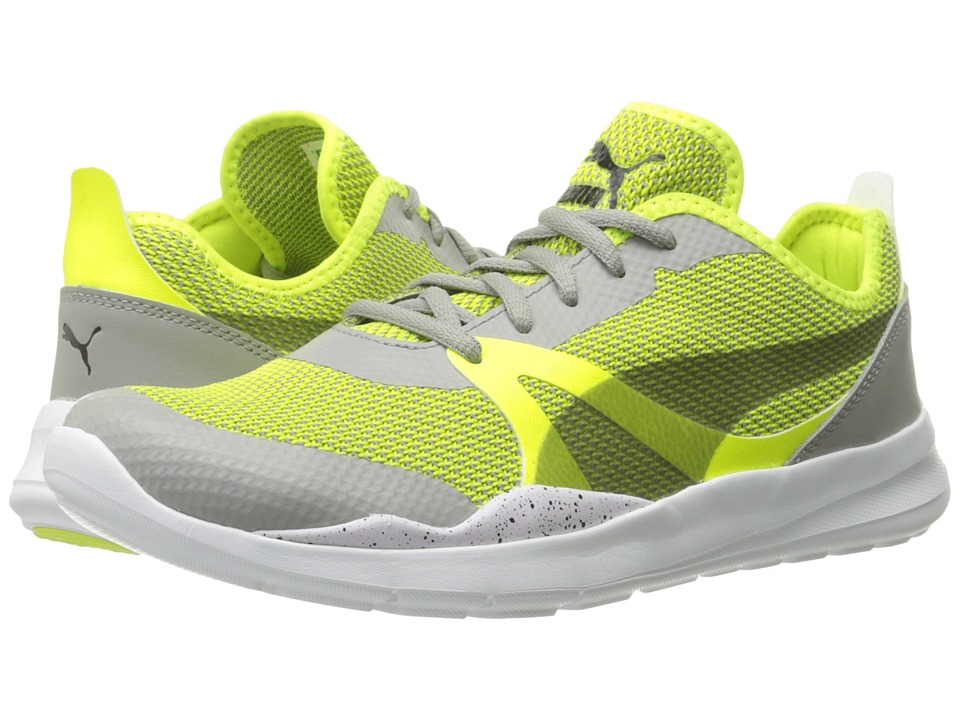 PUMA Duplex EVO Future Minimal (Safety Yellow/Glacier Gray) Women