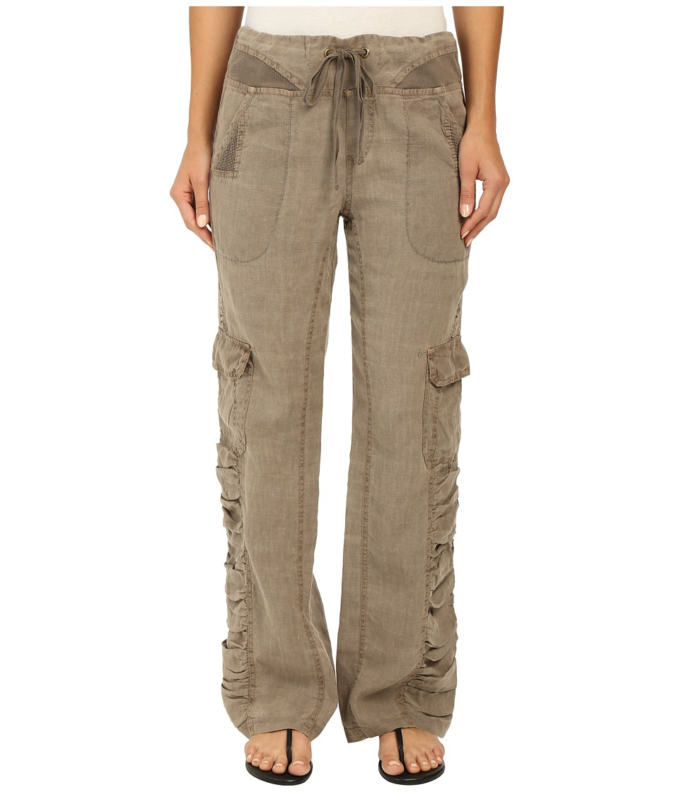 XCVI - Monte Carlo Linen Pants (Mink) Women's Casual Pants
