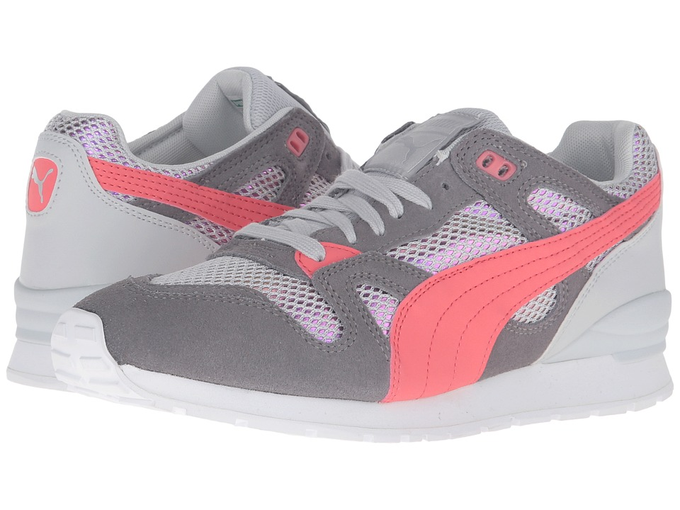PUMA - Duplex OG Remast DC4 (Glacier Gray/Steel Gray/Porcelain Rose) Women's Running Shoes