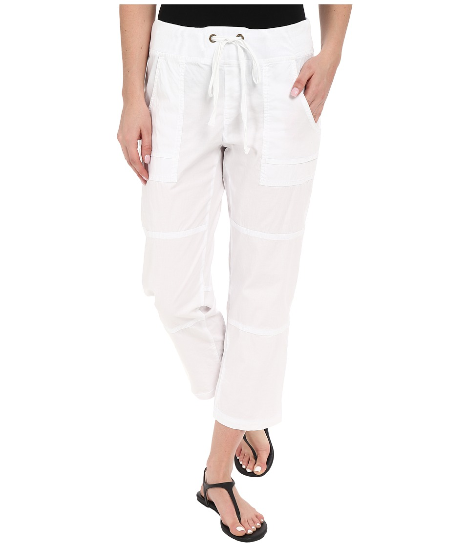 XCVI - Caden Crop (White) Women's Clothing