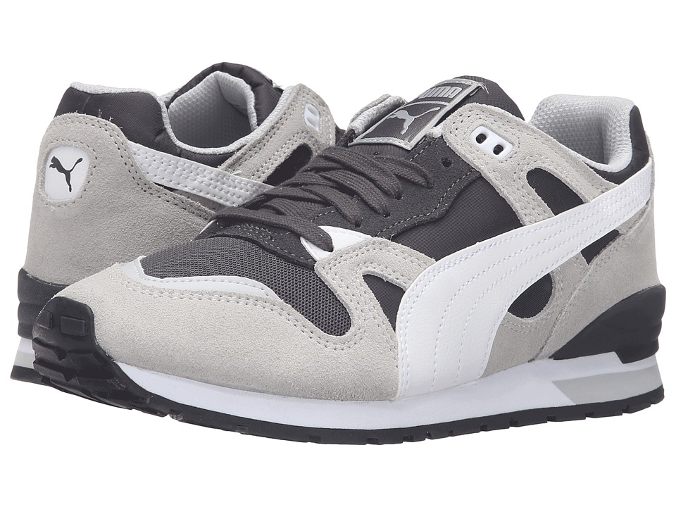 PUMA - Duplex Classic (Glacier Gray/Asphalt/Puma White) Women's Running Shoes