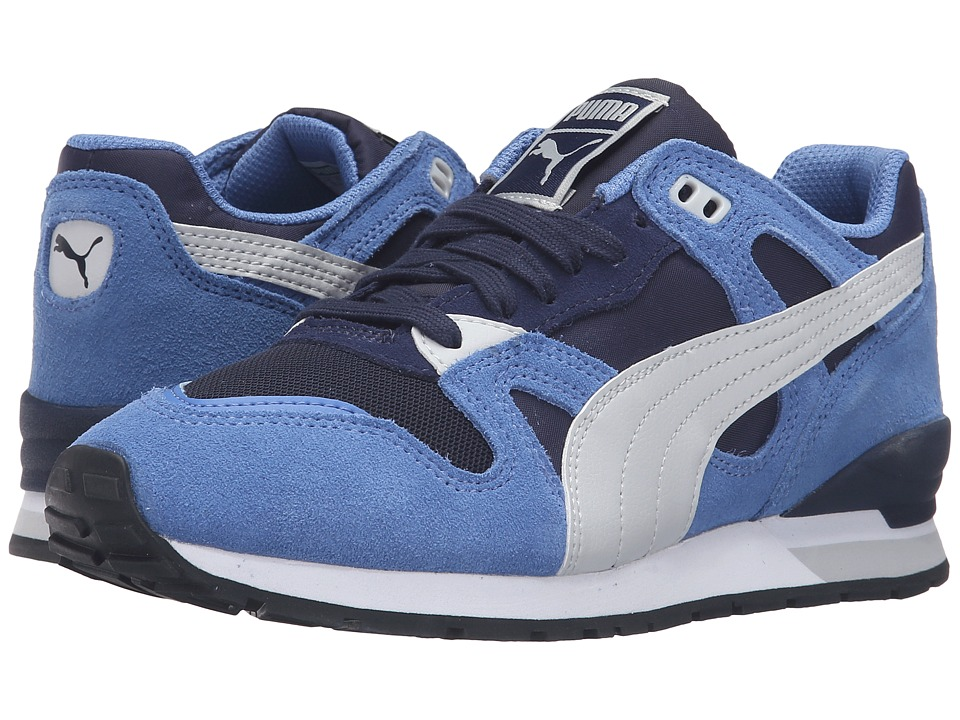 PUMA - Duplex Classic (Blue Yonder/Peacoat/Glacier Gray) Women's Running Shoes