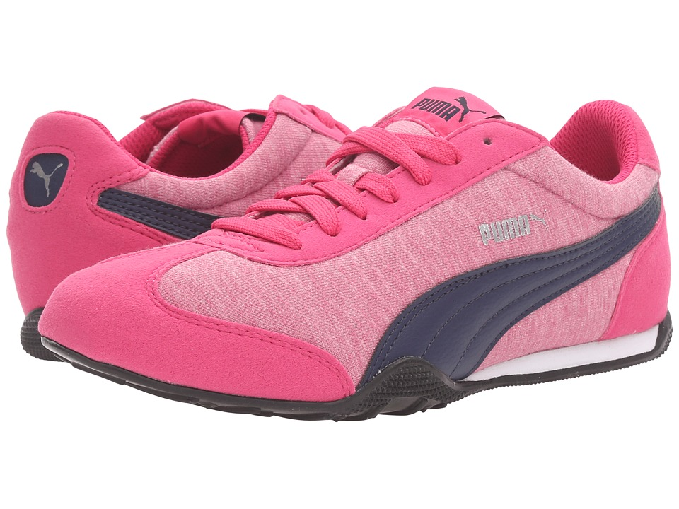 PUMA - 76 Runner Fun Jersey (Beetroot Purple/Peacoat) Women's Running Shoes