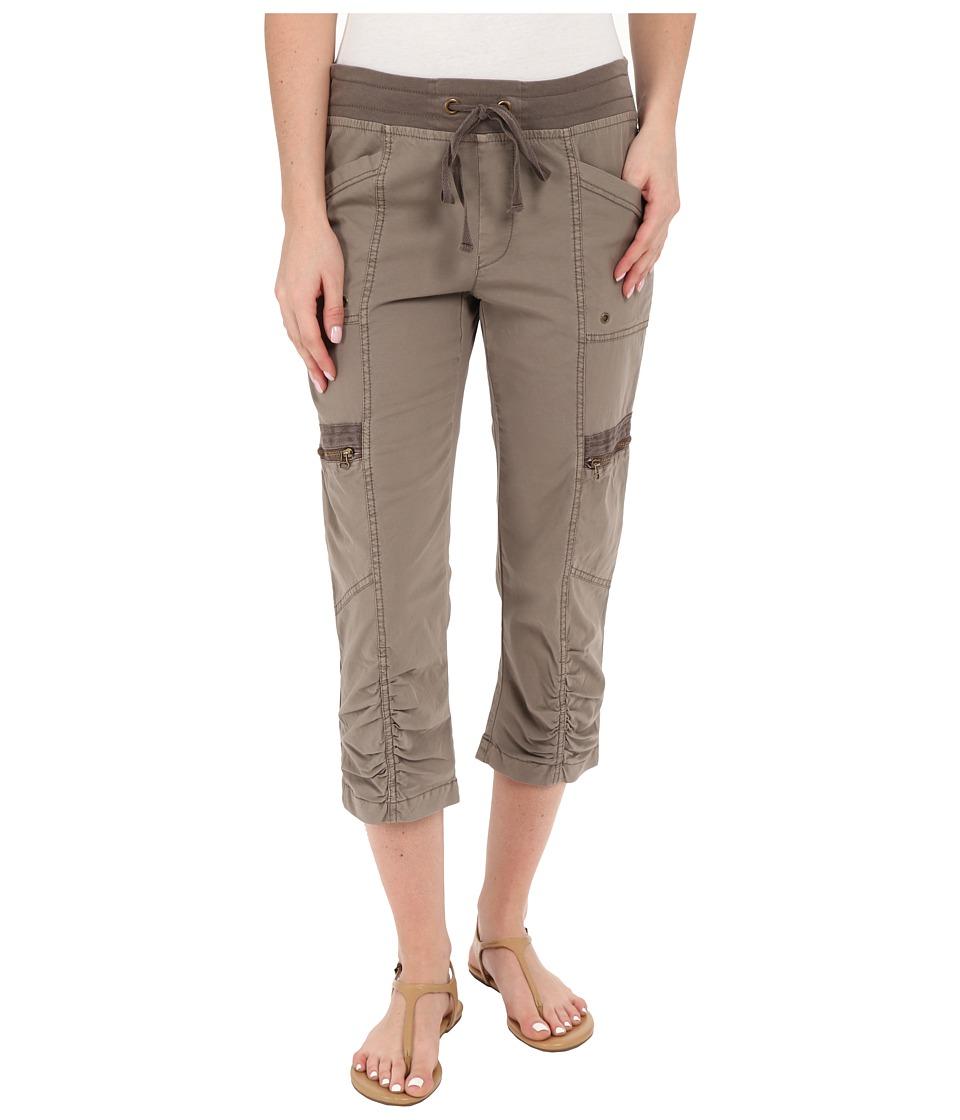 XCVI - Emerson Crop (Mink) Women's Casual Pants