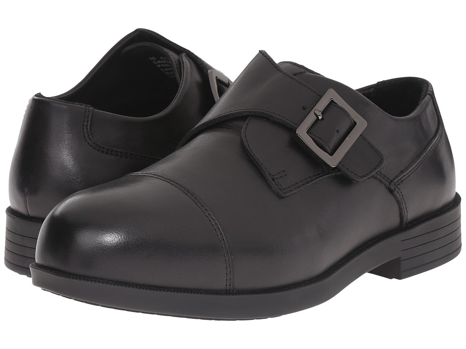 Drew - Canton (Black Smooth Leather) Men's Shoes