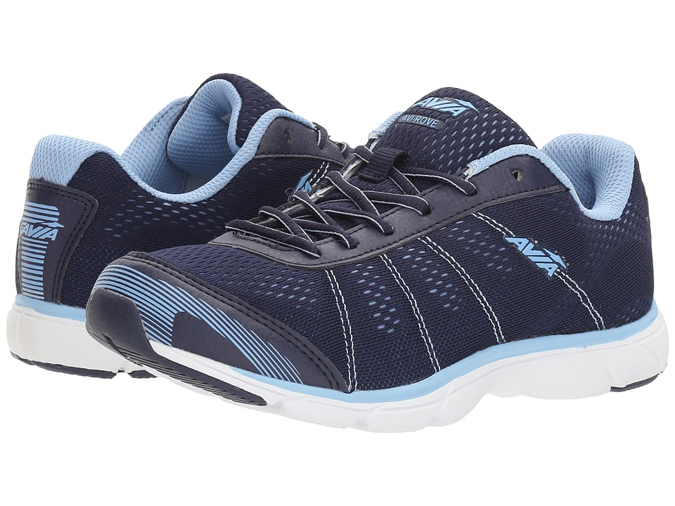Avia Avi-Rove (Grotto Navy/Powder Blue/White) Women