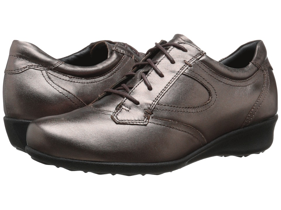 Drew - Prague (Pewter Leather) Women's Shoes