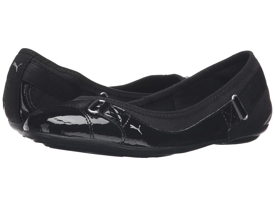 PUMA - Bixley Glamm (PUMA Black) Women's Shoes