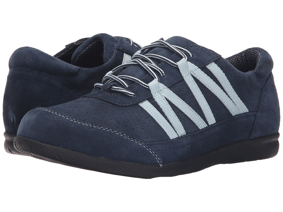 Drew - Bliss (Navy Suede) Women's Shoes