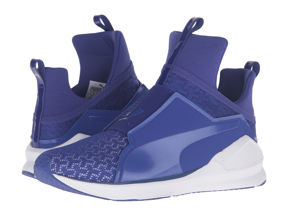 PUMA Fierce ENG Mesh (Royal Blue/Puma White) Women