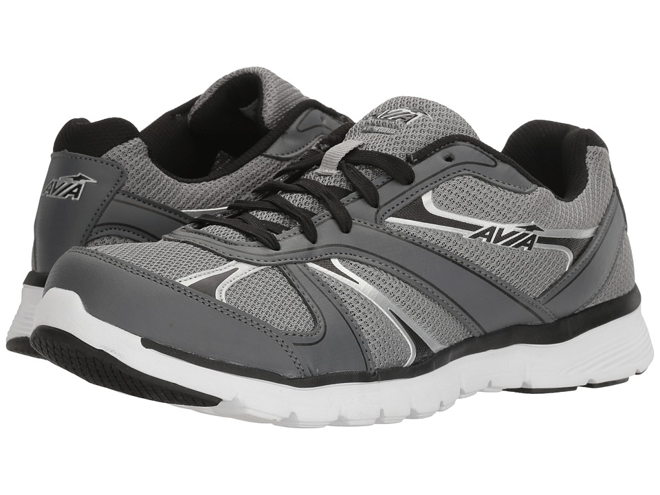 Avia Avi-Modus (Frost Grey/Iron Grey/Black/Chrome Silver) Men