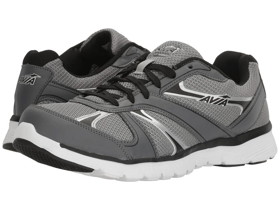 Avia - Avi-Modus (Frost Grey/Iron Grey/Black/Chrome Silver) Men's Shoes
