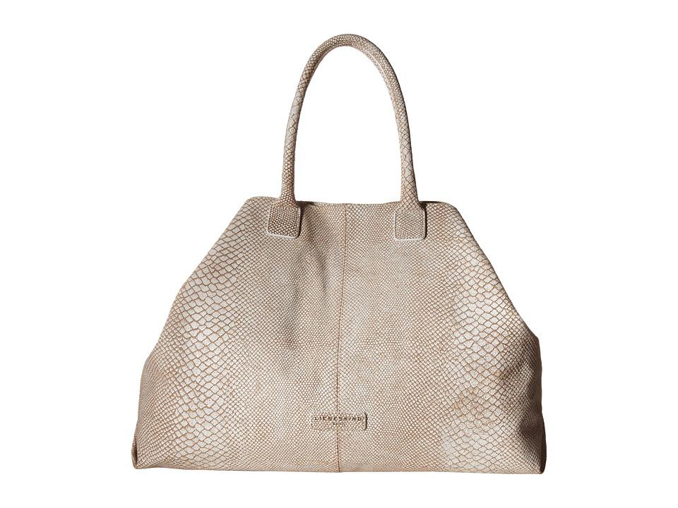 Liebeskind - Chelsea (Egg White) Tote Handbags
