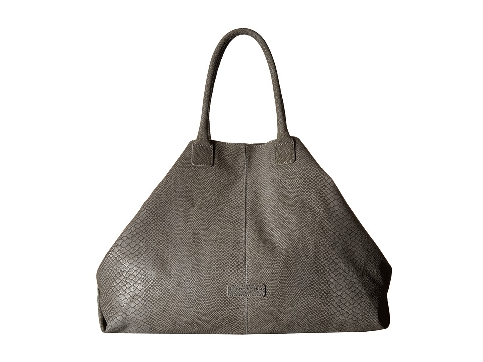 Liebeskind - Chelsea (Light Grey) Tote Handbags