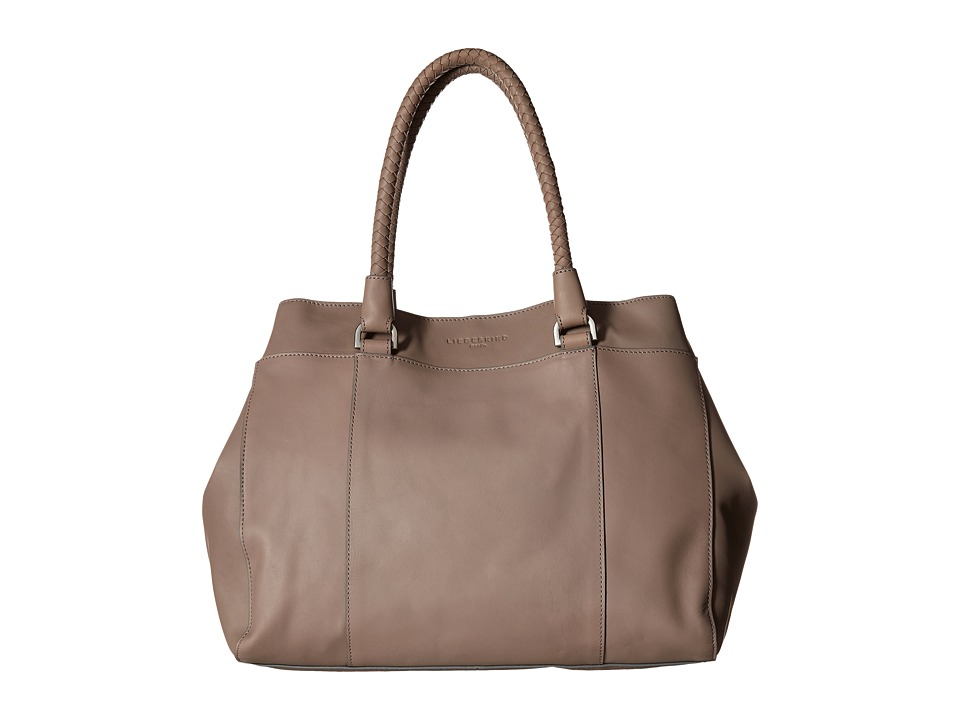 Liebeskind - Diva (Cloud Grey) Tote Handbags