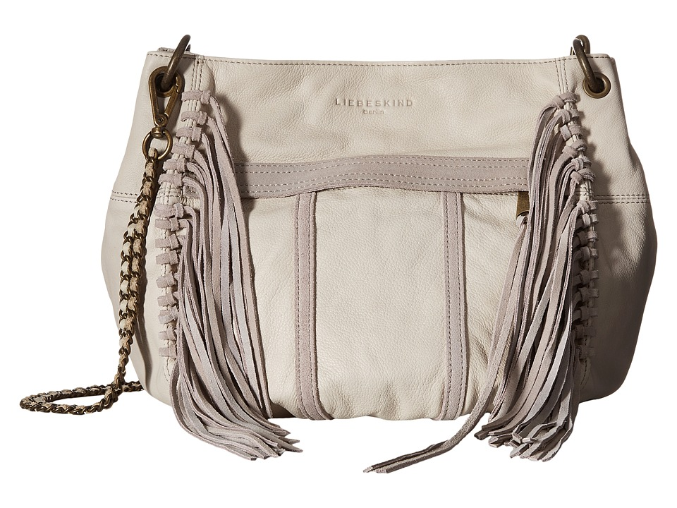 Liebeskind - Danielle (Alabasta White) Cross Body Handbags