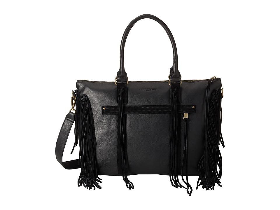 Liebeskind - Paula1 (Black) Tote Handbags