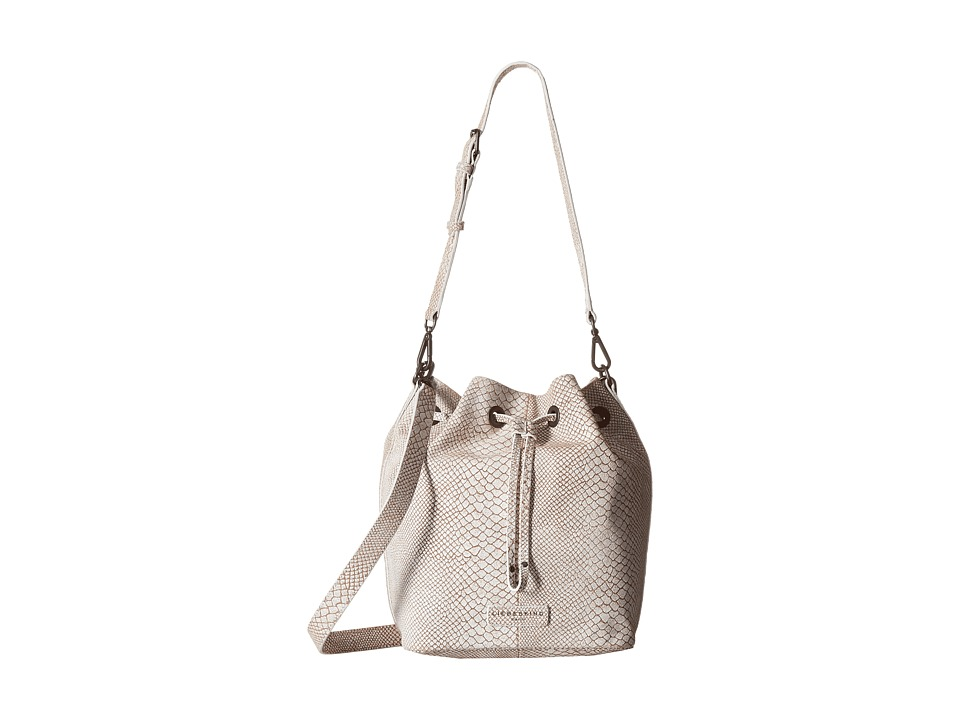 Liebeskind - Loki (Egg White) Cross Body Handbags