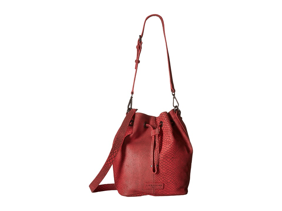 Liebeskind - Loki (Coral) Cross Body Handbags